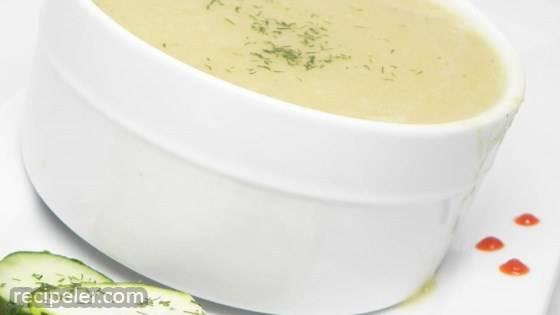 Simple Cucumber Soup