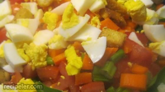 Simple Delicious Salad