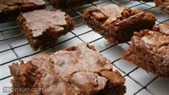 Simple Gluten-Free Brownies