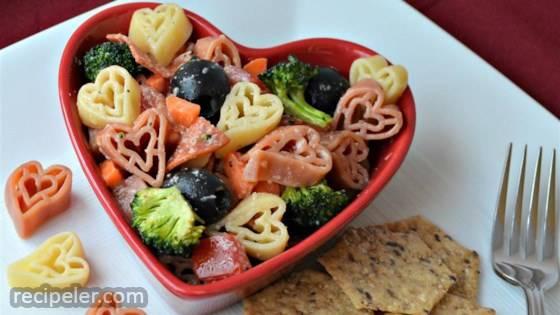 Simple talian Pasta Salad