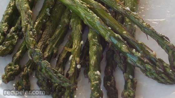 Simply Sesame Asparagus