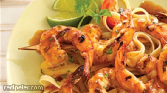 Sizzling Citrus Shrimp Marinade