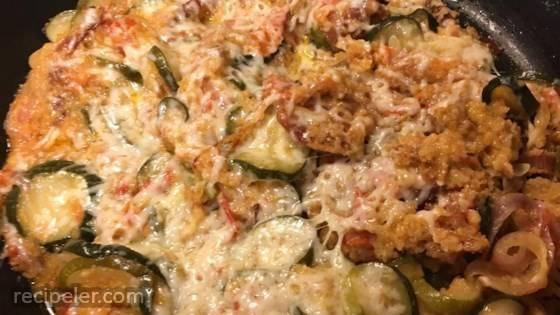 Skillet Zucchini