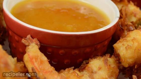 Slam Dunk Coconut Shrimp Dipping Sauce