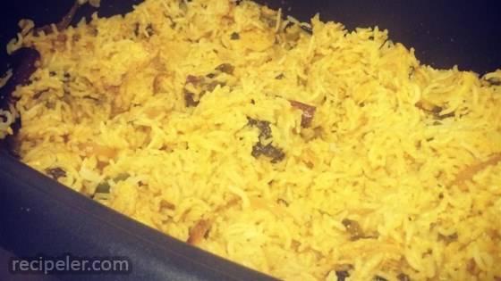 Slow-Cooked Chicken Biryani