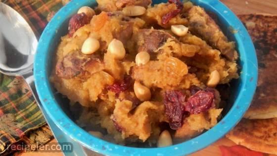 Slow Cooker Kosher Autumn Mashup
