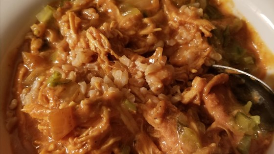 Slow Cooker Shredded Chicken In Yogurt Sauce
