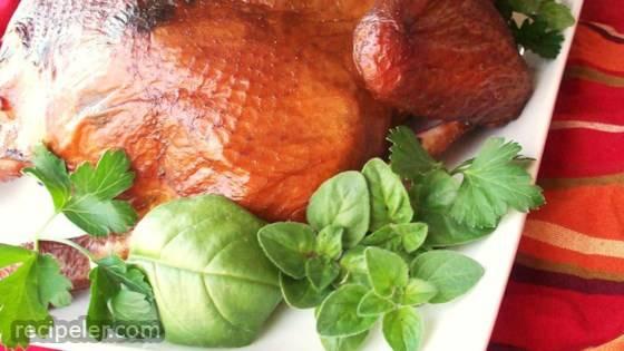 Smoked Herb Chicken