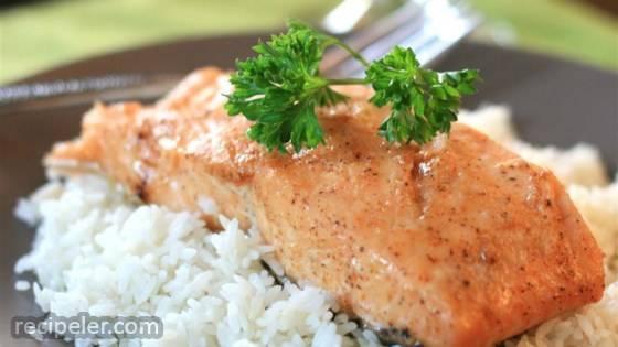 Smokey Salmon