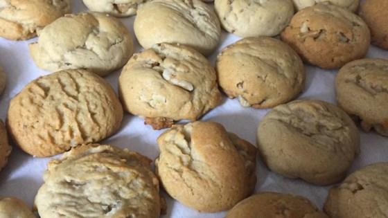 soft, chewy rosh hashanah honey-walnut cookies