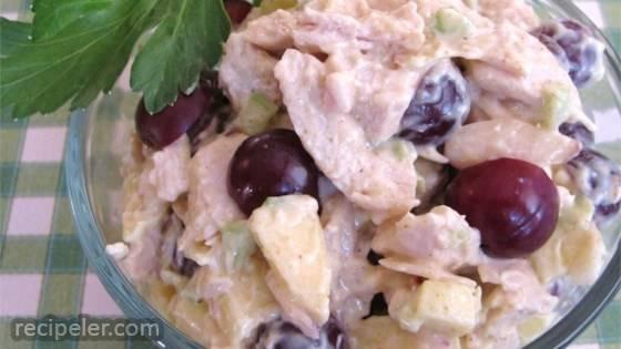 Sonny's Waldorf Turkey Salad