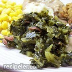 Southern As You Can Get Collard Greens
