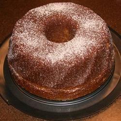 southern comfort cake