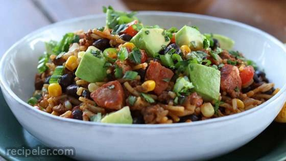 Southwest Chipotle Chili