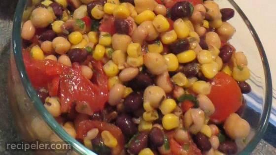 Southwestern 3-Bean Salad