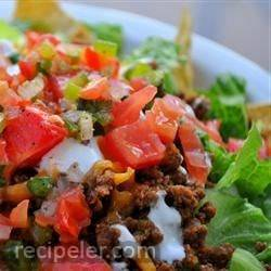 Southwestern-Flavored Ground Beef or Turkey for Tacos & Salad