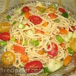Spaghetti Salad V