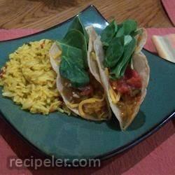 Spaghetti Squash Tacos