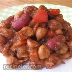 Special Vegan Chili