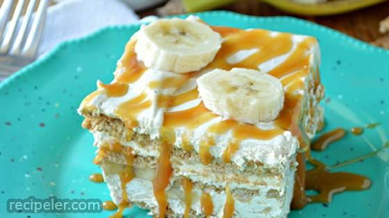 Spiced Banana cebox Cake