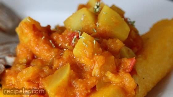 Spiced Turnips (Shalgam Masala)