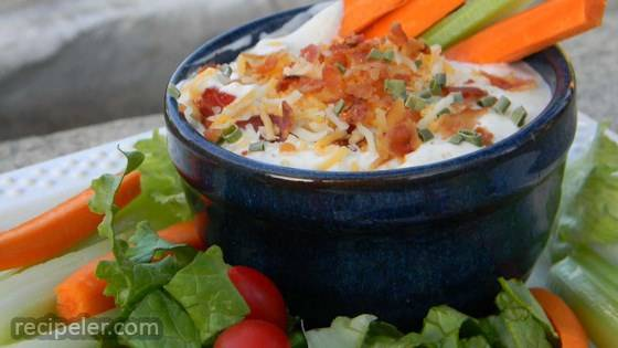 Spiced-Up Ranch Dip