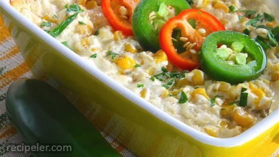 Spicy Hot Corn