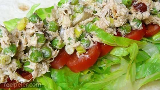 Spicy Mexican Tuna Salad