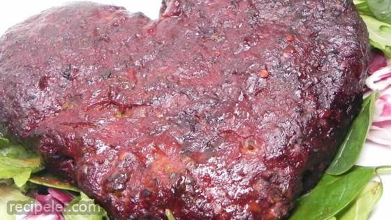 Spicy Smoked Meatloaf
