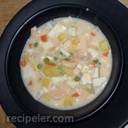 Squash And Coconut Milk Stew