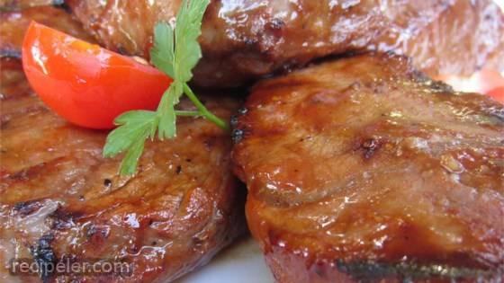 Squirrel's Great Beef Steak