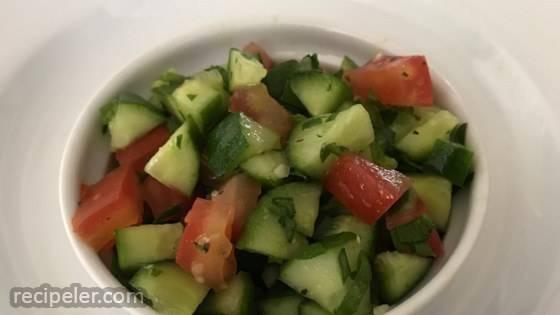 sraeli Salad