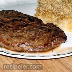 Steak Continental