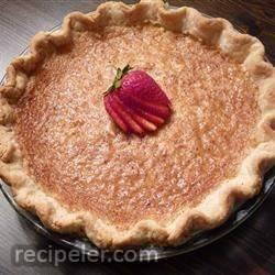 sugar cream pie v