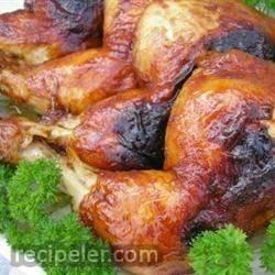 Sunshine Chicken