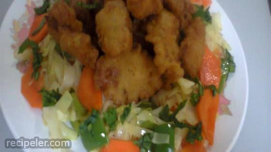 Super Crispy Popcorn Shrimps