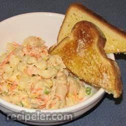 Super Shrimp and Veggie Pasta Salad