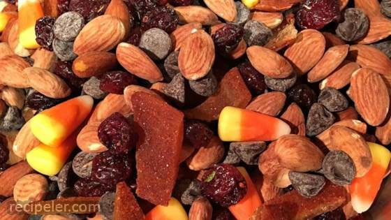 Superstar Spicy Sweet Trail Mix