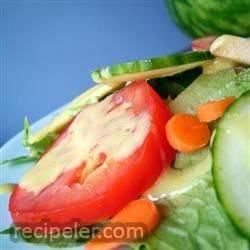 Sweet Dijon Salad Dressing