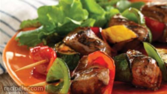 Sweet Heat Beef Teriyaki Marinade