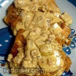 Sweet Maple Pork Chops