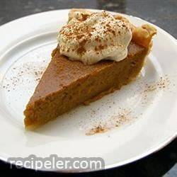 Sweet Potato Butternut Squash Pie
