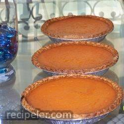 Sweet Potato Pie X