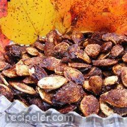 Sweet Pumpkin Seeds