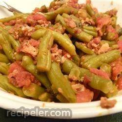 Sweet talian Green Beans