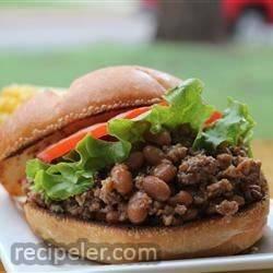 taco bean burgers