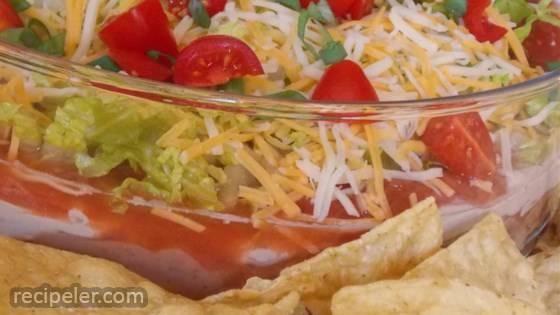 Taco Salad Dip