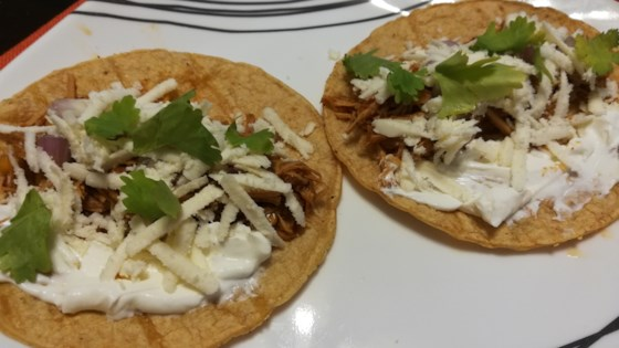 tacos al pastor in the slow cooker