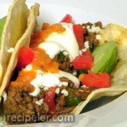 Tacos De Matamoros