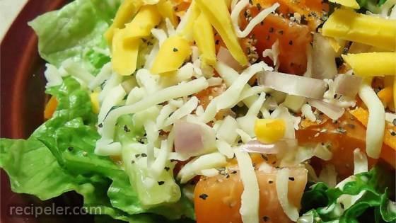 Tahini Salad